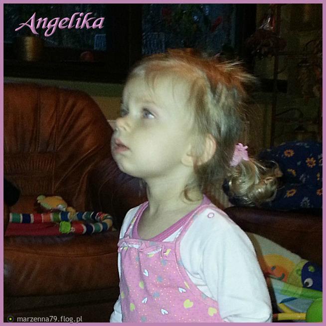 ♥ Angelika  - moja wnusia ♥