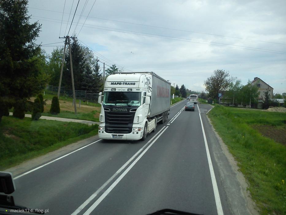 Scania R500 MAPE-TRANS