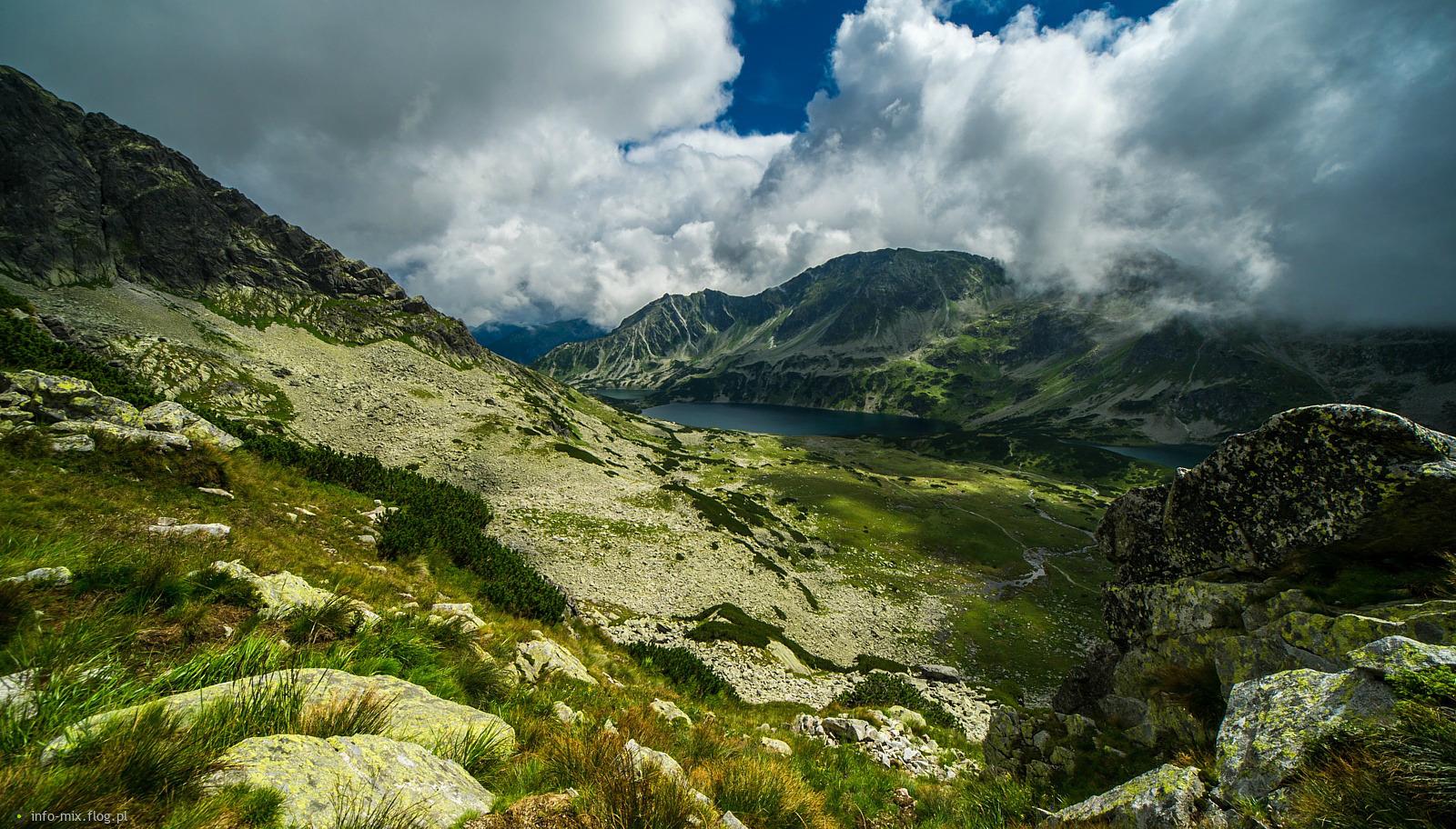 Dolina Pięciu Stawów Polskich - Tatry