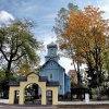 Cerkiew dubicka jesiennie